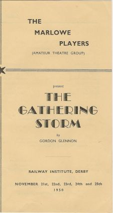 The Gathering Storm - 1950
