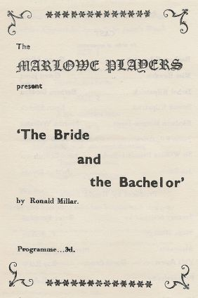The Bride And The Bachelor